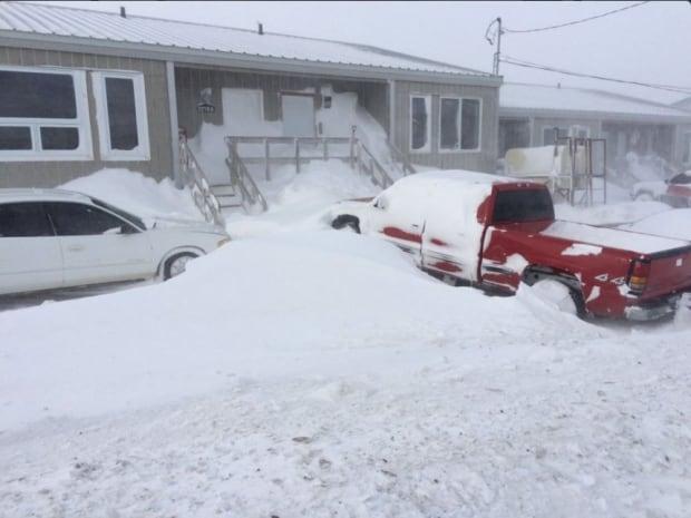 Iqaluit blizzard