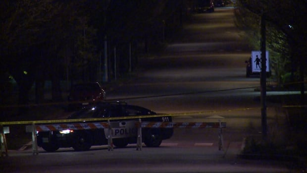 Police were called to investigate an apparent shooting at Sexsmith Elementary School early Saturday.