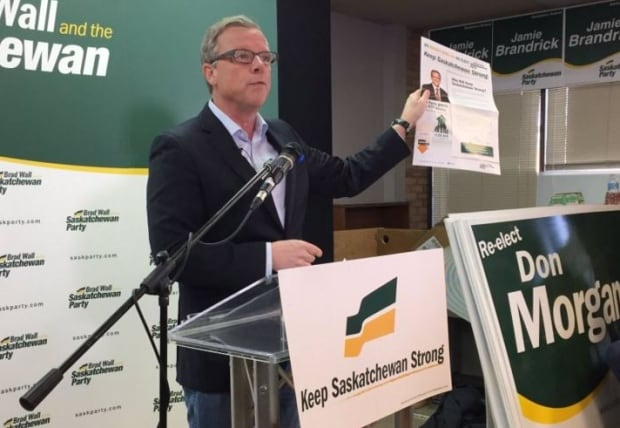 Brad Wall releases platform