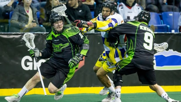 The Saskatchewan Rush took home another national lacrosse win against the Vancouver Stealth on Saturday.