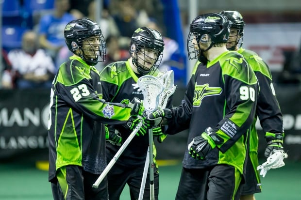SASKATCHEWAN RUSH VS VANCOUVER STEALTH march 19 2016