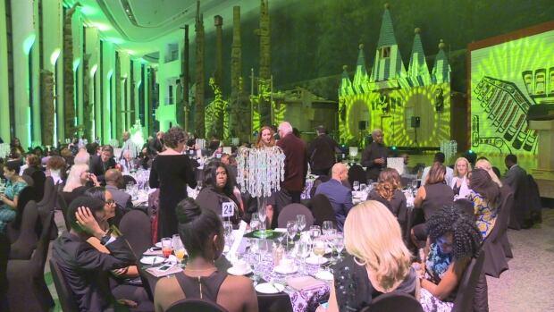 Black History Month Gala Mandela Legacy Awards canadian museum history