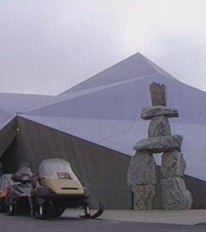NWT Expo 86 pavilion