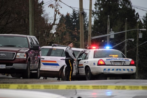 Surrey RCMP investigate possible homicide