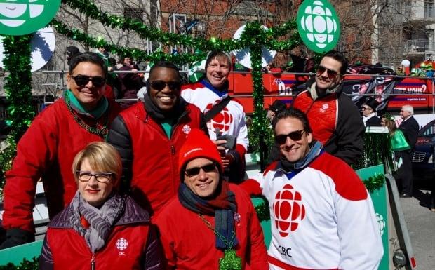 CBC at montreal saint patricks