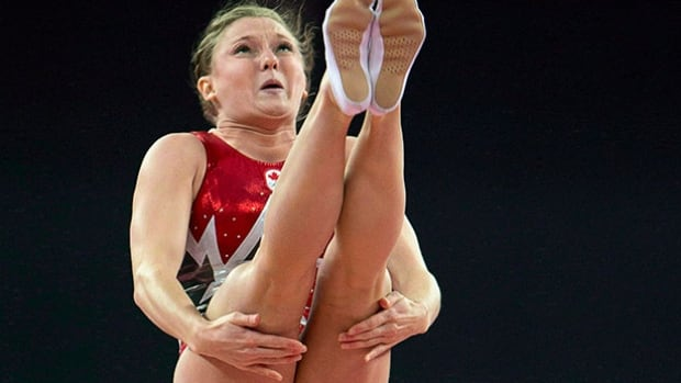 Rosie MacLennan, who earned one spot in Rio for Canada in women's trampoline with her fourth-place finish last fall, clinched an Olympic spot for herself on Sunday.