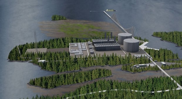 Design Pacific NorthWest LNG