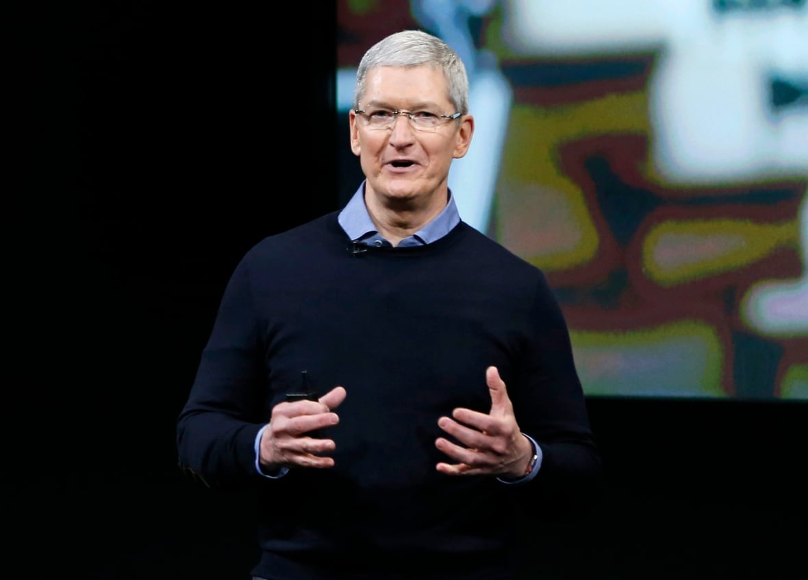 Apple CEO Tim Cook and other executives have targeted services as a path to growth for the tech company