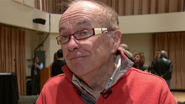 Activist Michael Phair said more attention needs to be paid to LGBTQ seniors.