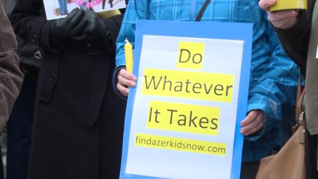 Alison Azer candlelight vigil Calgary