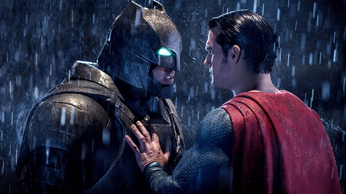 Batman v Superman, Hillary's America top Razzies as year's worst films