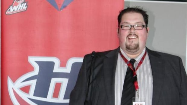Lethbridge Hurricanes play-by-play announcer Dustin Forbes is enjoying some viral fame after a call he made last Friday.