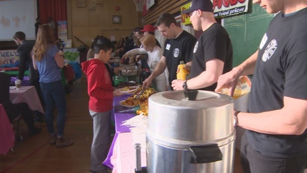 Kidsafe provides hot meals to children whenever school is not in session, including winter, spring and summer break.