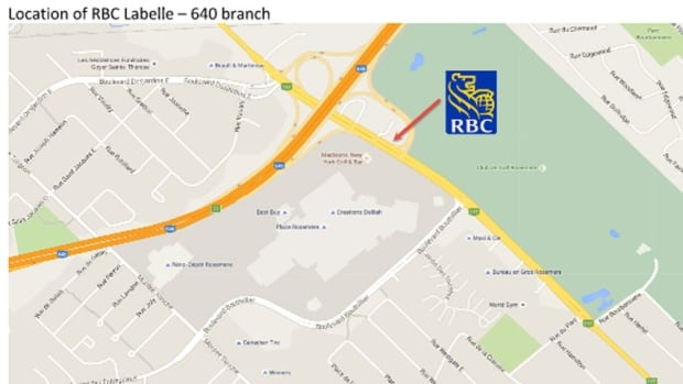 RBC new branch