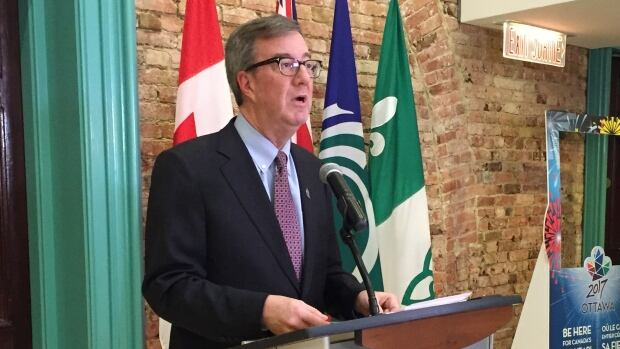 "Mayor Jim Watson is calling the latest federal budget ""good news"" for Ottawa, and with the city poised to save millions on transit projects, it's easy to see why."