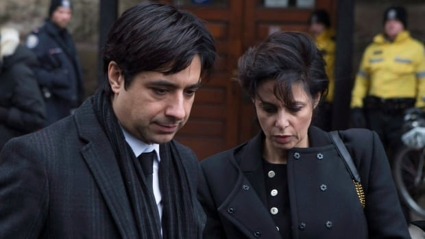 The Ghomeshi trial, which began in Toronto on Feb. 1, 2016, and lasted eight days, garnered widespread media attention with hordes of reporters and spectators lining up at Toronto's Old City Hall courthouse