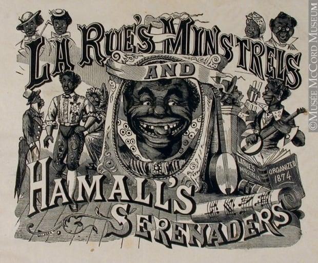 La Rue's Minstrels and Hamall's Serenaders