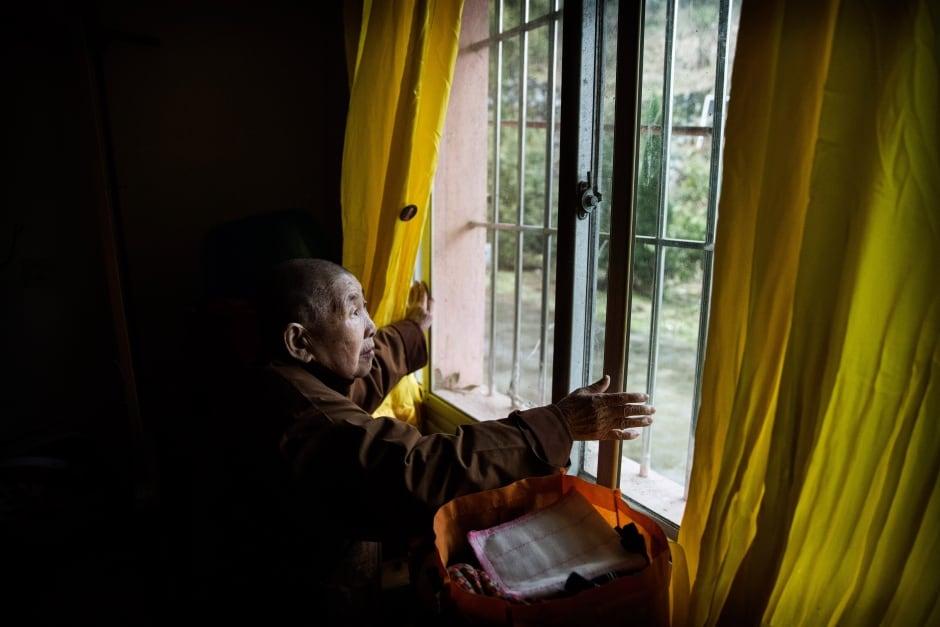 Ji Xiang elderly temple China nursing home March 18 2016