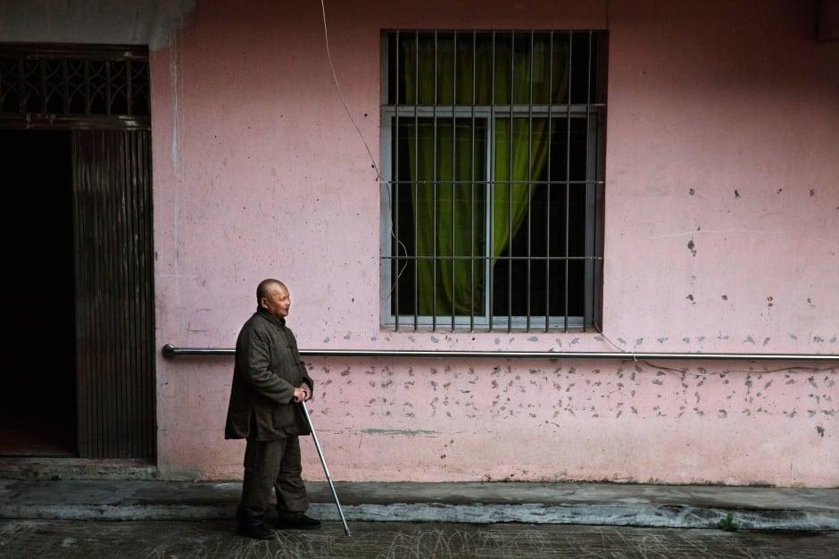 Ji Xiang elderly temple China nursing home March 17 2016