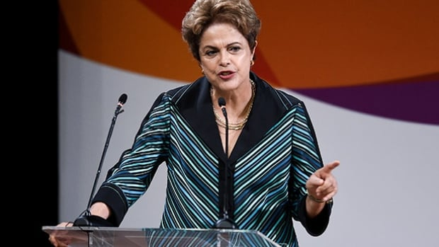 Maligned Brazilian president Dilma Rousseff appointed former president Ignacio Lula da Silva as her chief of staff. That's right, the same man who has been accused of widespread money laundering and identity fraud.