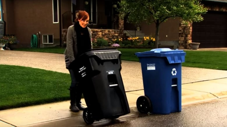 Don T Forget To Put Your Recycling And Garbage Bins Out On