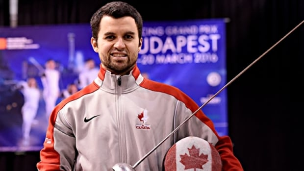 Maxime Brinck-Croteau qualified for the Rio Olympic Games 2016 at the Westend Grand Prix in Budapest, Hungary, last weekend.