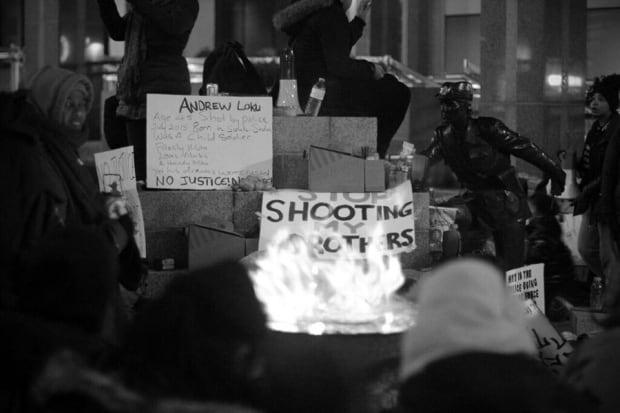 Black Lives Matter TO - 4