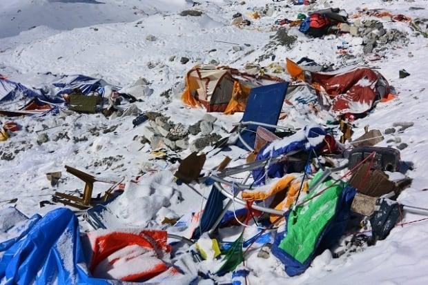 Everest-quake