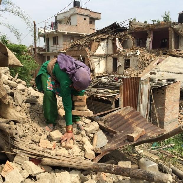 Nepal-earthquake Lanagol