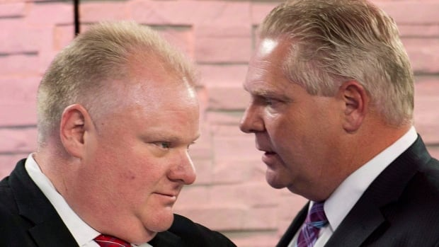 The obvious heir apparent for those who counted themselves among the die-hard Ford Nation supporters, or those who just backed the former mayor's tax-cutting agenda, Doug Ford, who was elected as councillor of Rob Ford's Etobicoke ward when Rob became mayor in 2010.