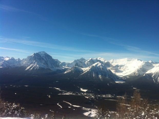 Lake Louise ski 6155