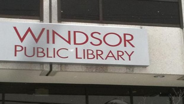 Windsor library board wants to raise funds for Central branch permanent site — years before site is announced