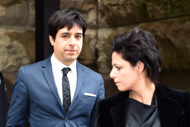 Ghomeshi Trial leaves court on March 24 2016 acquitted