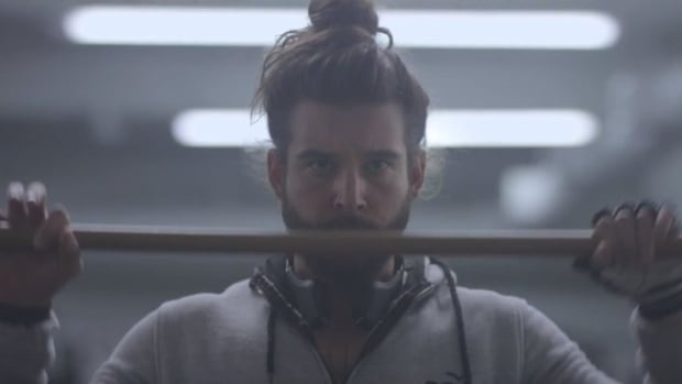 In a spoof short on Youtube, the model revealed the struggle behind maintaining his beautiful hair.
