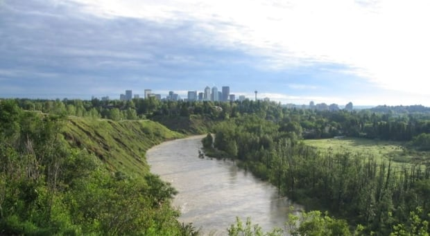 Elbow River River Park
