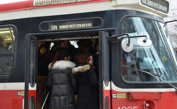 504 King streetcar Toronto public transit