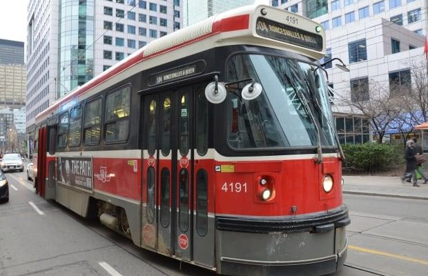 504 King streetcar Toronto transit