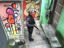 Young black males make up the majority of the 38,000 disappearances in Rio de Janeiro between 2007 and 2013.
