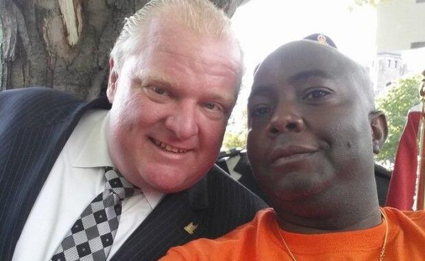 Ford condolence