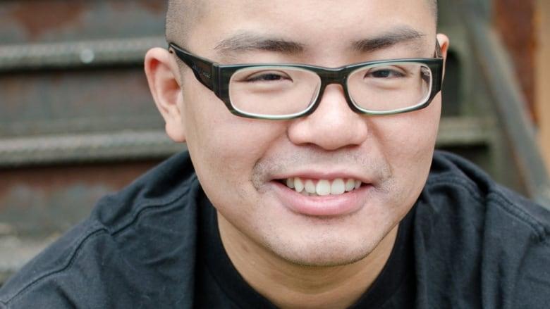 Canadian asian comedian