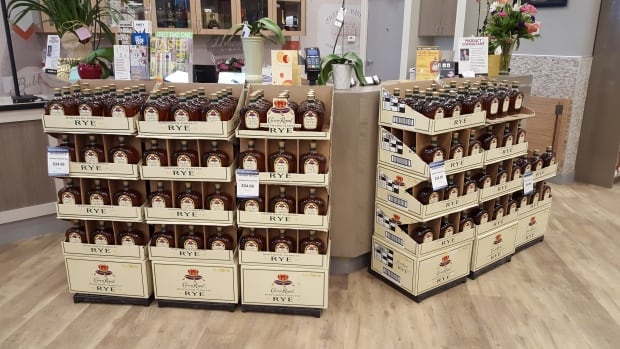 Crown Royal's Northern Harvest Rye resurfaced at a B.C. liquor store after being sold out for some time.