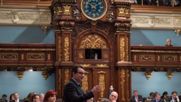 Decorum has been strained lately at the Quebec National Assembly.