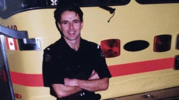 Retired Edmonton Fire Rescue captain has been in a coma in Thailand since January after contracting a rare blood disease from a mosquito bite. His family is crowdfunding to bring him home.