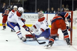 Canadiens Rangers Hockey