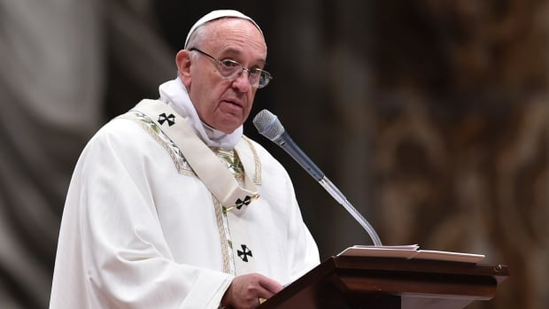 Pope Francis said that the 'great majority' of Catholic marriages are invalid because people don't realize it's a lifetime commitment.