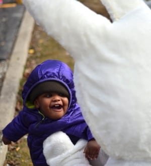 Michigan Easter Egg Hunt