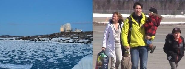 Fogo Island Inn Trudeau