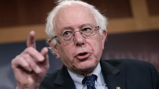 Democratic presidential hopeful Bernie Sanders said Democratic superdelegates might rally behind him because some polls suggest he has a better chance than Hillary Clinton of beating a Republican.
