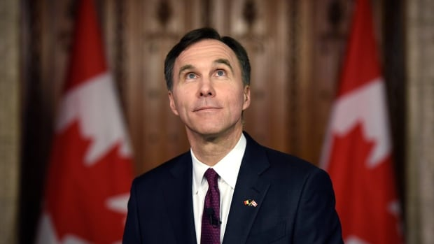 Minister of Finance Bill Morneau says Ottawa is making other changes to the employment insurance program to help the entire country, such as cutting waiting times for applicants to receive their first payments.