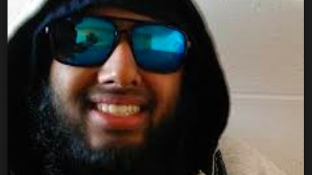 This undated photo was Abu Jayyid's previous Twitter profile picture, according to Amarnath Amarasingam who exchanged messages with the account he says belongs to Kevin Mohamed, 23.